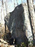 Rock Climbing Photo: Al Ordway Legacy Block