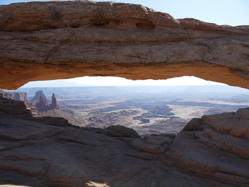 Mesa Arch, Canyonlands N.P.