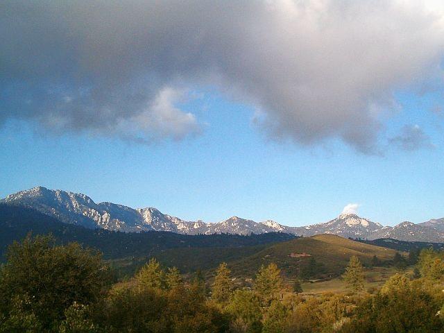 Rock Climbing Photo: Garner Valley, San Jacinto Mountains