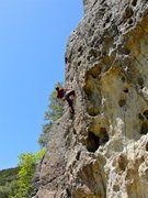 Rock Climbing Photo: The Ladder. Great climb!
