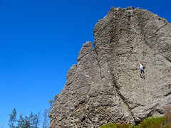 Rock Climbing Photo: Couple fun routes with a nice hike.