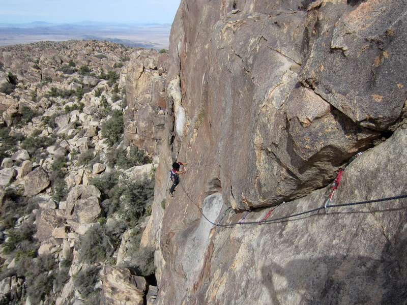 Rock Climbing Photo: At Your Pleasure