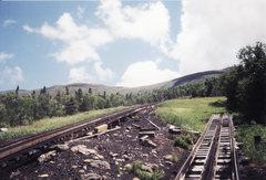 Rock Climbing Photo: Mt. Washinton railway, New Hampshire
