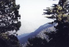 Rock Climbing Photo: Sierra