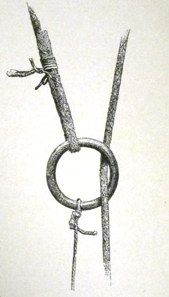 Rock Climbing Photo: pull cord in 1872 edition of Scrambles Amongst the...