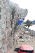 Rock Climbing Photo: Rocky Top.