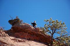 Rock Climbing Photo: Locker!