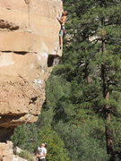 Rock Climbing Photo: pshark arete