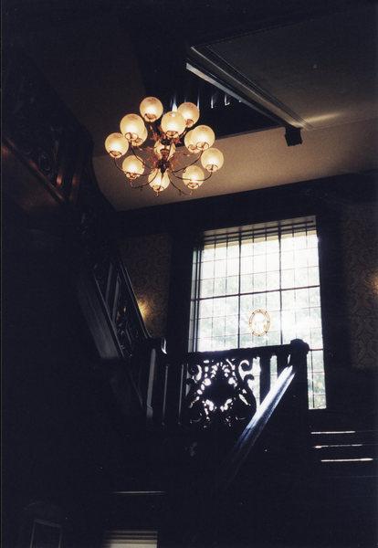Rock Climbing Photo: Masonic stairs