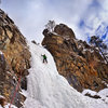 Bridalveil Falls On 2/2/13