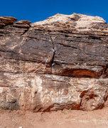 Rock Climbing Photo: Monkey Crack