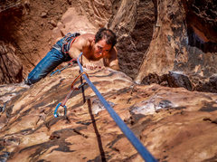 Rock Climbing Photo: You want to try using the left wall...