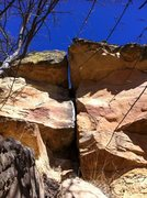 Rock Climbing Photo: Tulsa Reality
