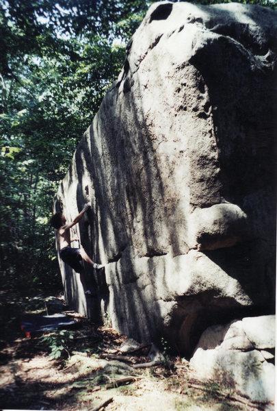Lithe V4-5 Elk Pennsylvania