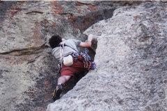 Rock Climbing Photo: City of Rocks Idaho August 2006