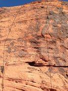 Rock Climbing Photo: Left Half Baked Right Mannish Boys