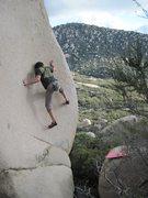 Rock Climbing Photo: Stealth Bomber