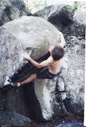 Rock Climbing Photo: Dojo V8 2002