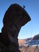 Rock Climbing Photo: Qebehsenuef