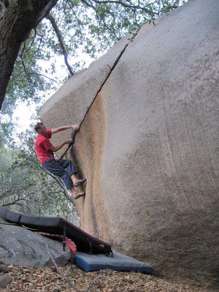 Rock Climbing Photo: I Shot the Sheriff