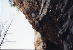Rock Climbing Photo: Mercy Seat in the Coliseum