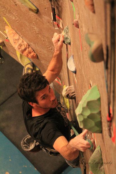 Rock Climbing Photo: OSU Climbing Comp
