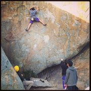Toprope on Dogpile 5.12