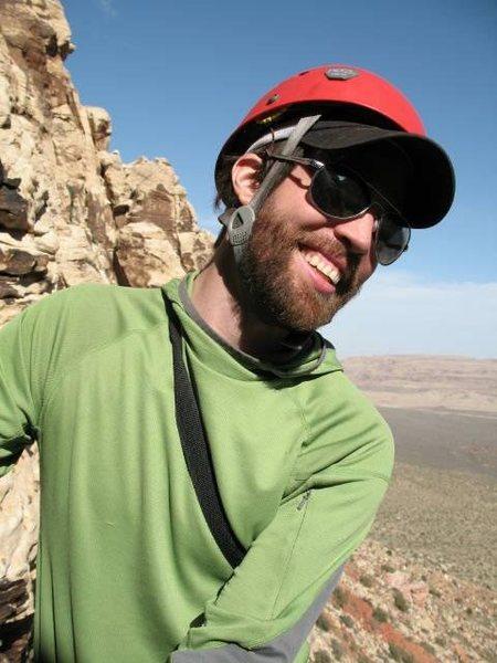 Rock Climbing Photo: Johnny V.  Red Rocks NV
