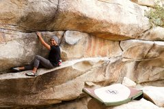 Rock Climbing Photo: You can get a good rest if you do a heel/toe cam w...