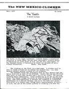Rock Climbing Photo: The Tooth - by Paul Horak for The New Mexico Climb...