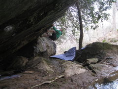 Rock Climbing Photo: Sautee Nacoochee Valley, GA