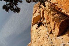 Rock Climbing Photo: Wadsworth BLVD