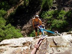 Rock Climbing Photo: taylor canyon, Gunnison, Colorado