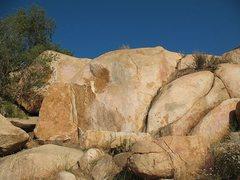 Rock Climbing Photo: Tombstone Rock, Mt. Rubidoux