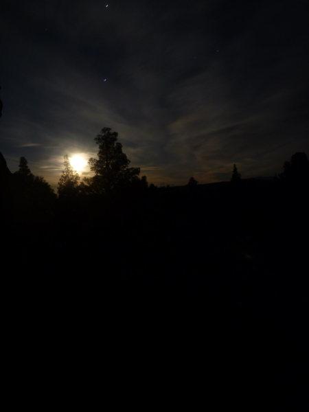 BadLands Moon