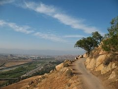 Rock Climbing Photo: Mt. Rubidoux, Riverside