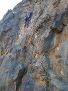 Rock Climbing Photo: Applecore