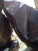 Rock Climbing Photo: The stellar chunk or rock