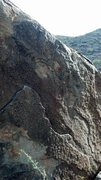 Rock Climbing Photo: Another look at the problem