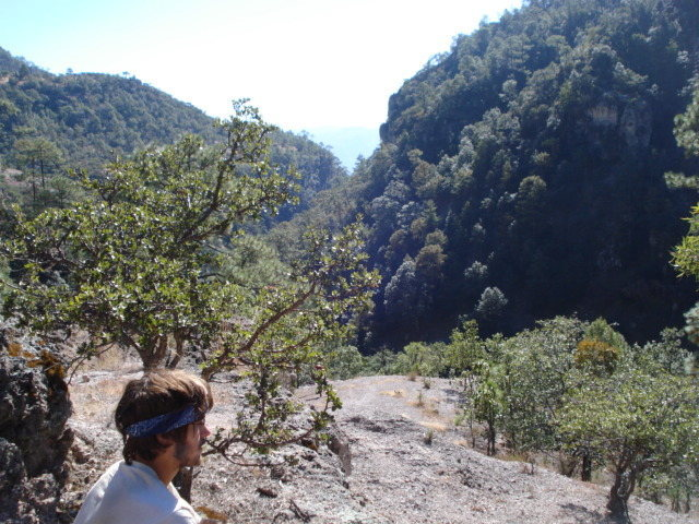 Copper Canyon, Mexico<br> 2007