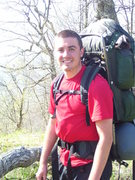 Rock Climbing Photo: I carried that pack for two weeks...