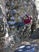 Rock Climbing Photo: Bouldering outside of Berkeley, CA