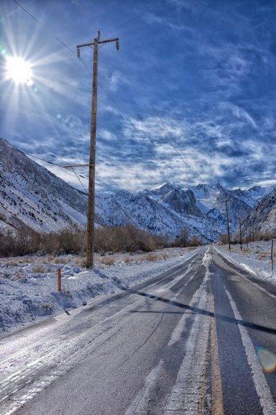 Rock Climbing Photo: Road to Whistler