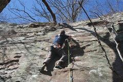 Rock Climbing Photo: sand rock