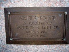 Rock Climbing Photo: Walt's Point, Horseshoe Meadows Road