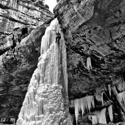 Rock Climbing Photo: Spear of Fear