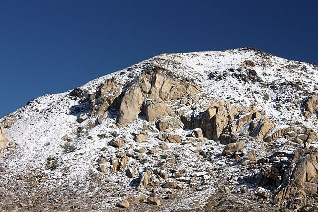 Rock Climbing Photo: Cowboy Crags, Joshua Tree NP