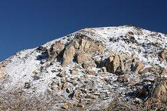Rock Climbing Photo: Cowboy Crags, Joshua Tree NP