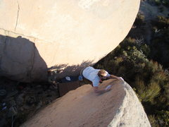 Rock Climbing Photo: Jonny Gipson's OTD on Winnebago