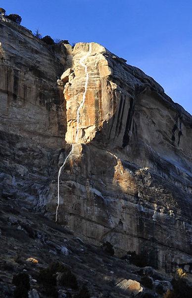 Rock Climbing Photo: Revival
